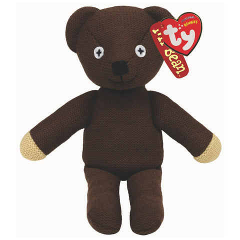 Mr. Bean's Large Teddy Beanie Toy