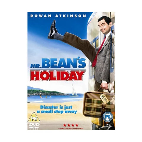 Mr. Bean - Mr. Bean's Holiday DVDs