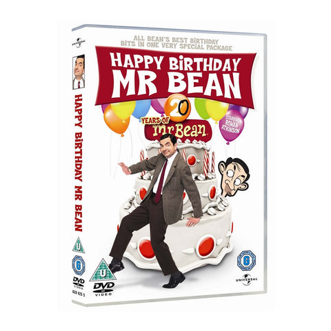 Mr. Bean - Happy Birthday Mr Bean DVDs