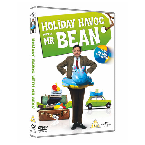 Mr. Bean - Holiday Havoc With Mr. Bean