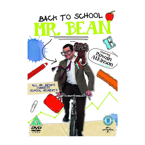 Mr. Bean - Back To School Mr. Bean DVDs