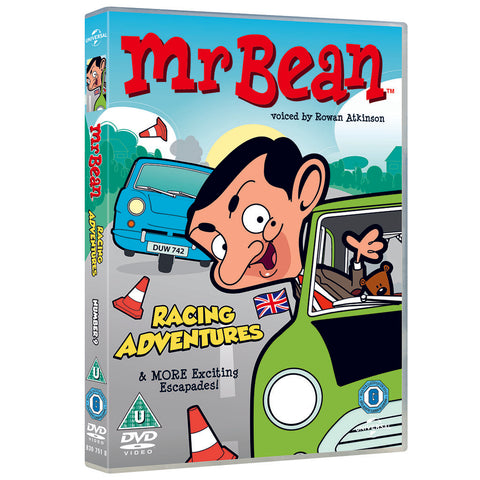 Mr. Bean - Racing Adventures