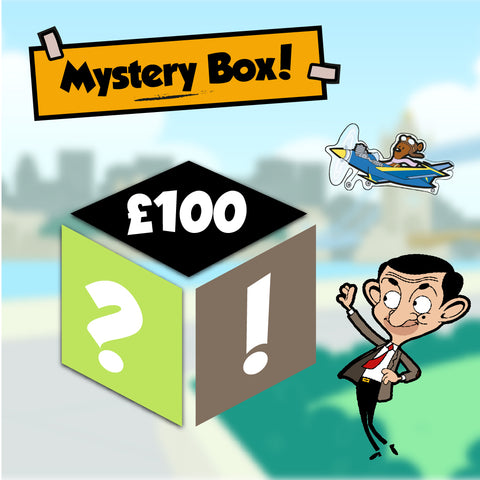Mr Bean Mystery Box - £100