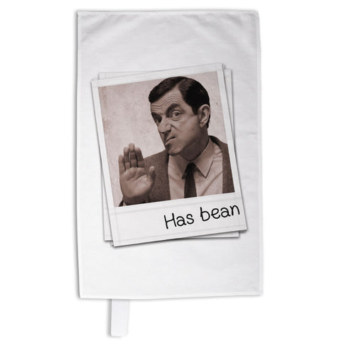 Has Bean Tea Towel