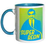 Super Bean Coloured Insert Mug