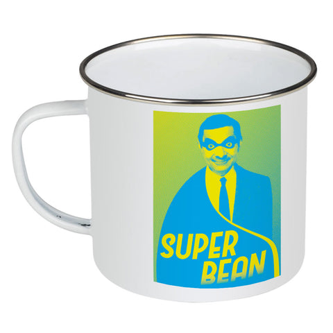 Super Bean Enamel Mug