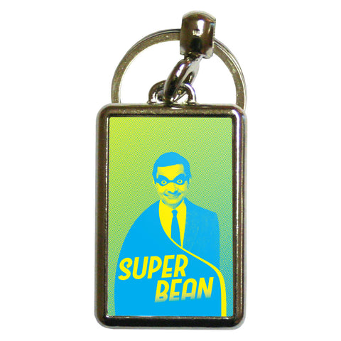 Super Bean Metal Keyring