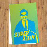 Super Bean Postcard pack (Lifestyle)