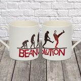 Beanvolution Bone China Mug (Lifestyle)