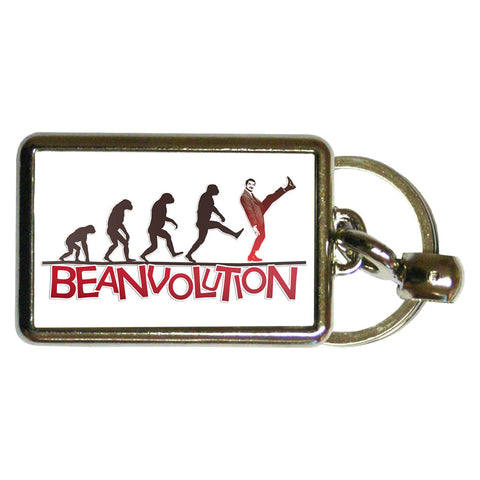 Beanvolution Metal Keyring