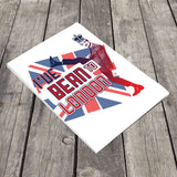 I've Bean to London A5 Notepad (Lifestyle)