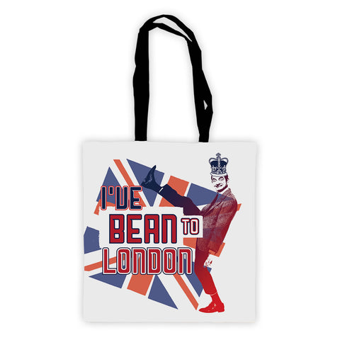 I've Bean to London Tote Bag