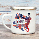 I've Bean to London Enamel Mug (Lifestyle)