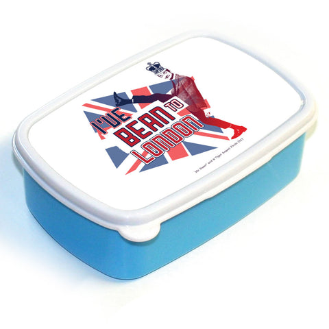 I've Bean to London Lunchbox