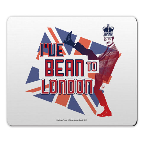 I've Bean to London Mouse mat