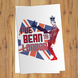 I've Bean to London Postcard pack (Lifestyle)