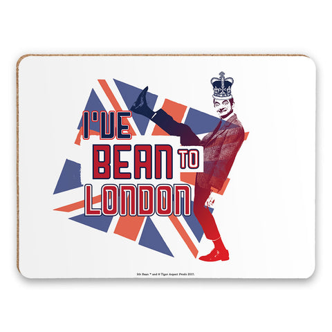 I've Bean to London Placemat