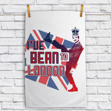 I've Bean to London Tea towel (Lifestyle)