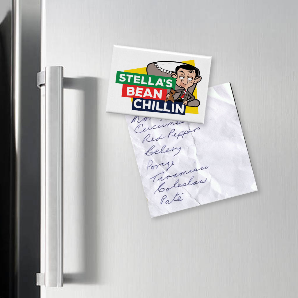 Bean Chillin Magnet (Lifestyle)