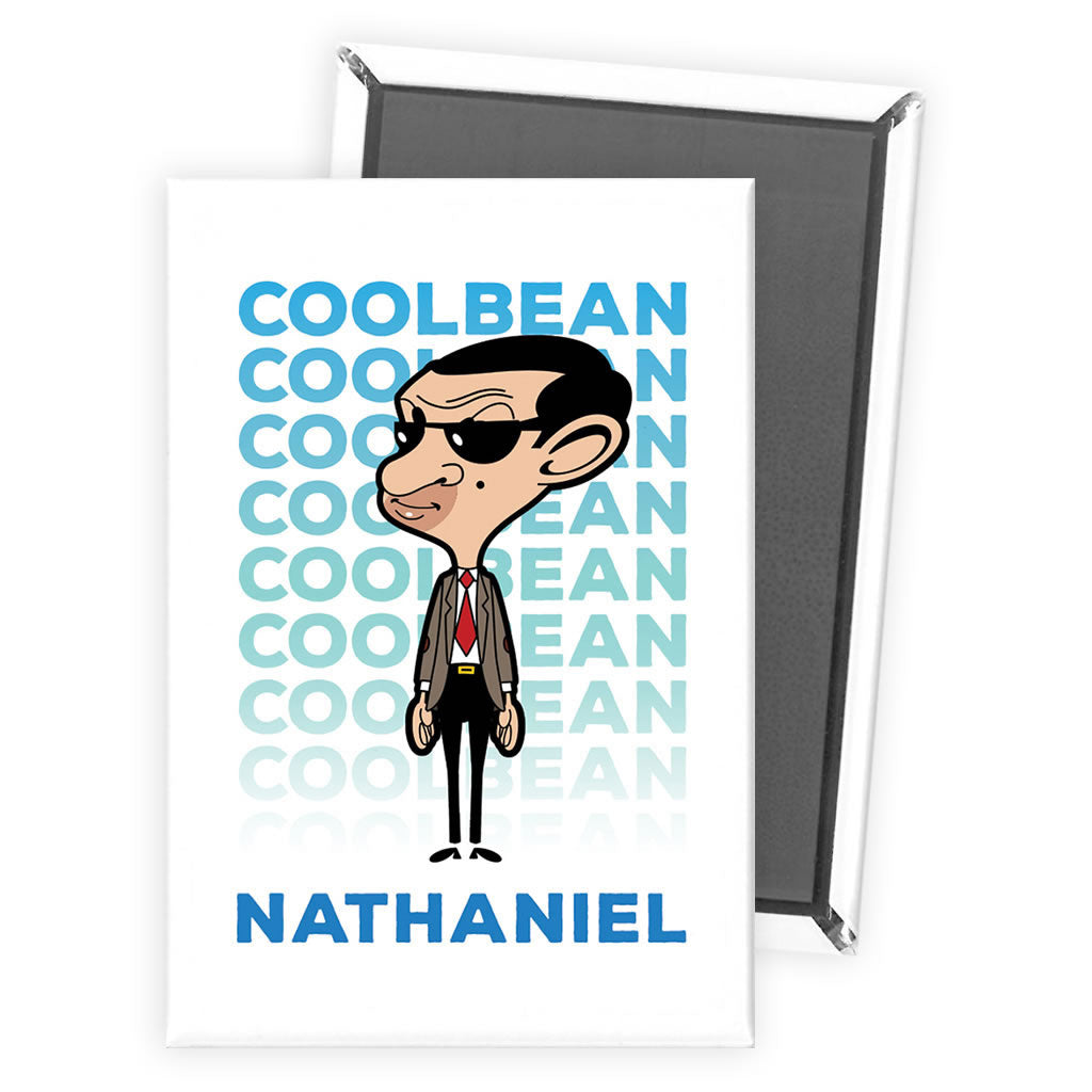 Cool Bean Magnet