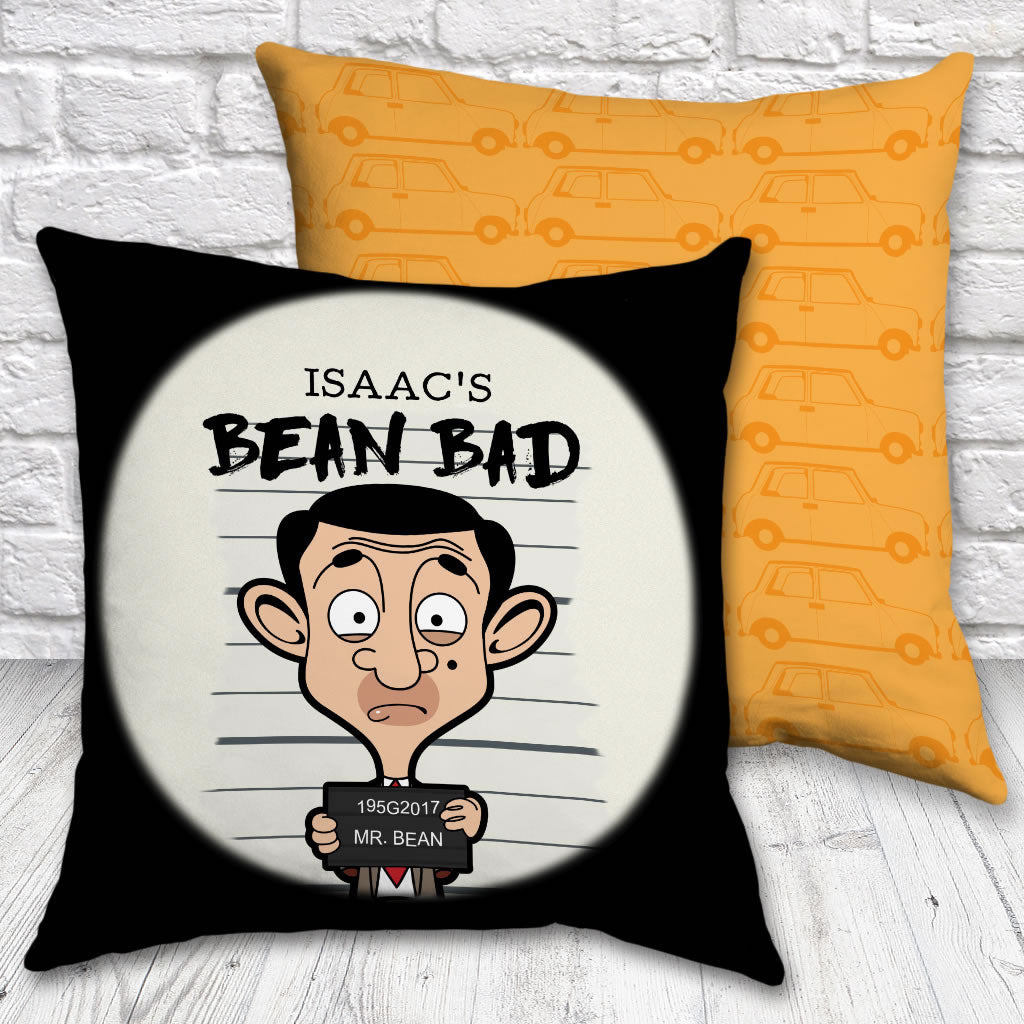 Personalised Bean Bad Cushion