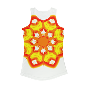 Sun9 Women Performance Tank Top