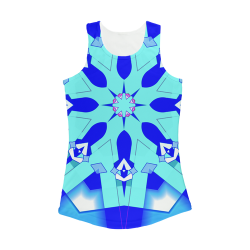 blue5 Women Performance Tank Top