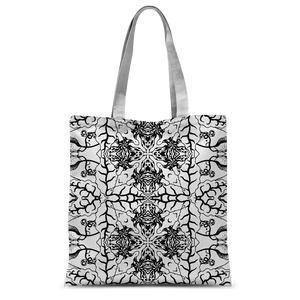 Flowergirl1B Classic Sublimation Tote Bag