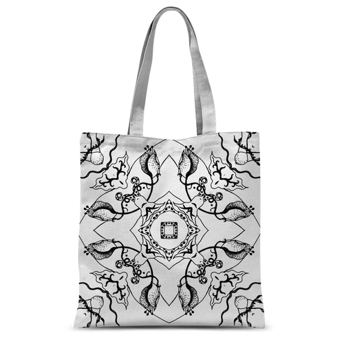 flowergirl 2 Classic Sublimation Tote Bag