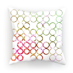 Circlefloral Cushion