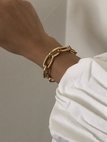 Classic Chain Bracelet | Young Frankk