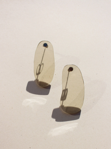 Tonto I Earrings | L.U.C.A. Atelier