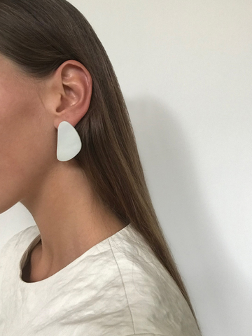 Water Earrings II | L.U.C.A. Atelier