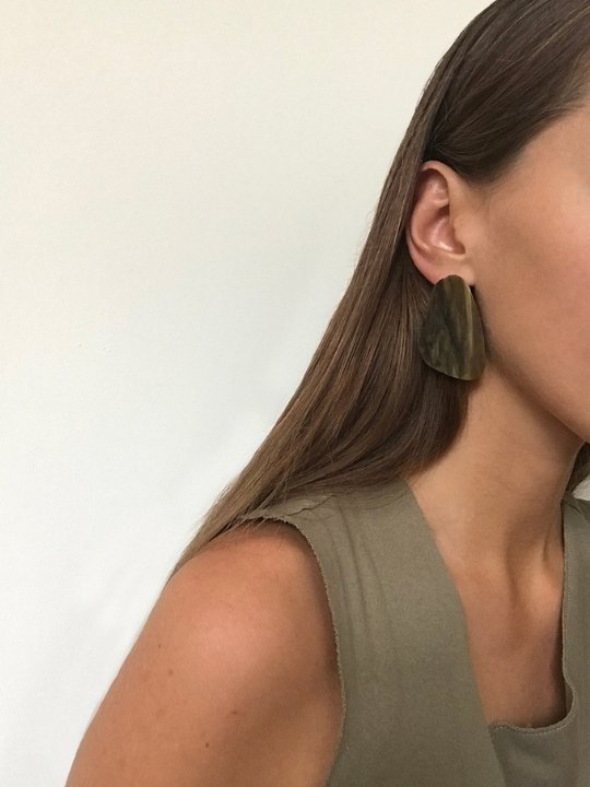 Apex Earrings | L.U.C.A. Atelier - The Collection One