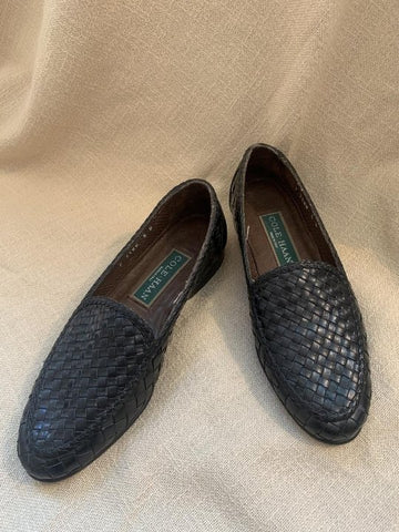 Black Loafers Size 35 | Vintage - The Collection One