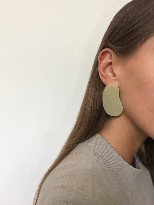 Cyano Earrings I | L.U.C.A. Atelier - The Collection One