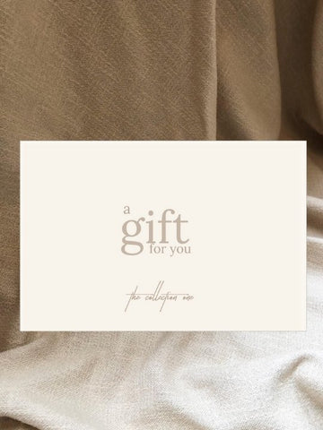 Gift Card | The Collection One - The Collection One