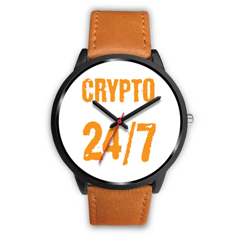 Cryptovator's 24/7 Hustle Watch