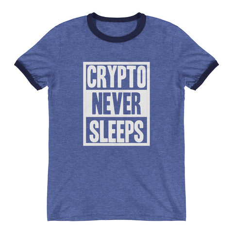 Sleepless Crypto T-Shirt