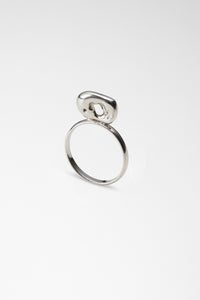 Pebble Disc Ring