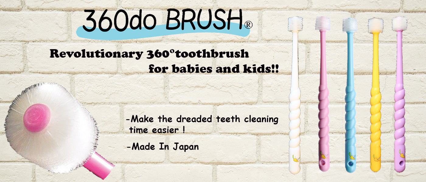 Little Snook 360do Tooth Brush For Baby White See More
