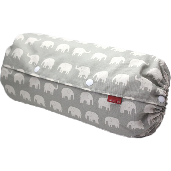 Baby Carrier Cover - Elephant (Grey)