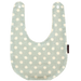 Bib -double gauze- POLKA DOT(Baby Blue)