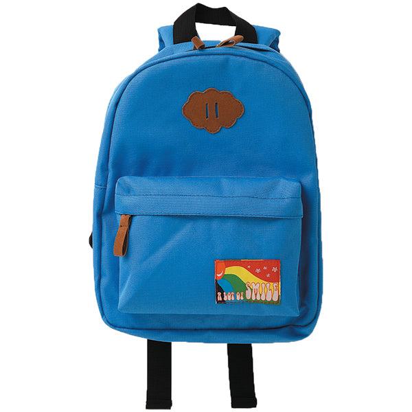 Kids Backpack MOUNTAIN BLUE