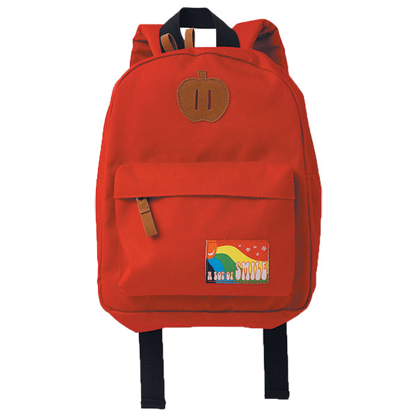 Kids Backpack MOUNTAIN RED