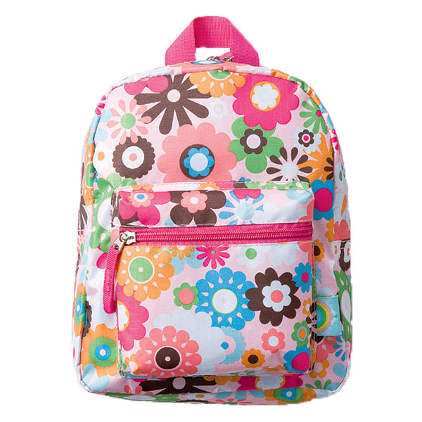 Kids Backpack FLOWER PINK (Small)