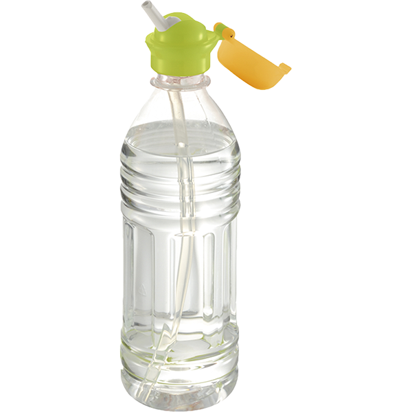 RICHELL Straw Bottle Cap with Case
