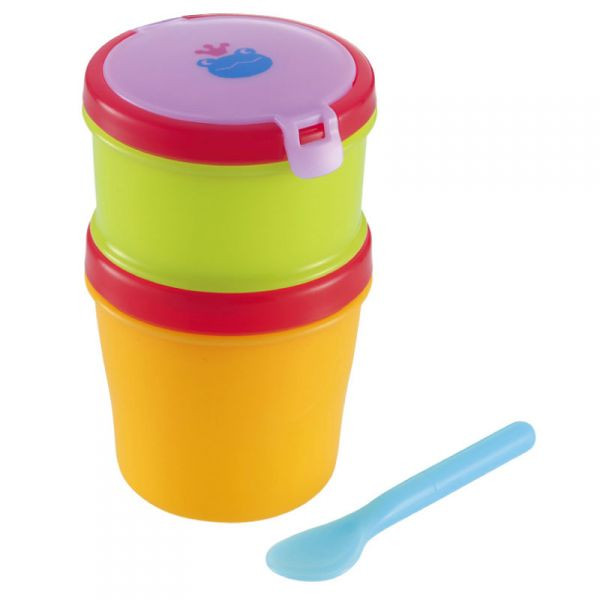 RICHELL Baby Lunch Box - Cool