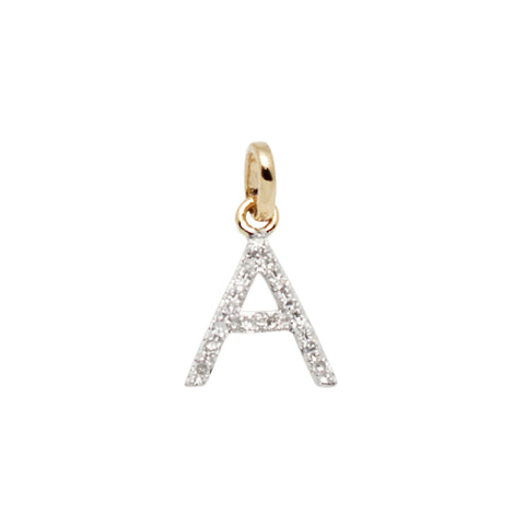 Small Diamond Initial Charm