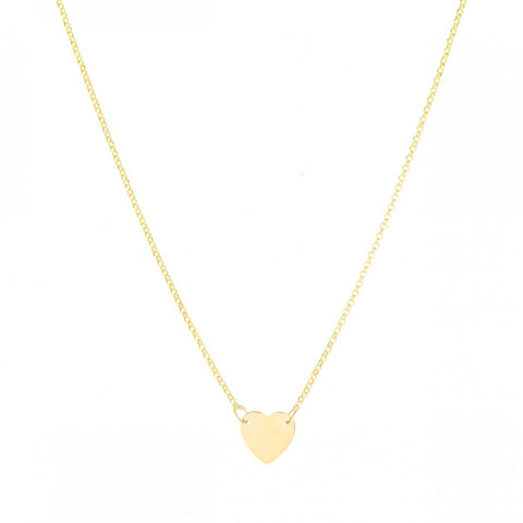 Fall In Love - 14K Yellow Gold
